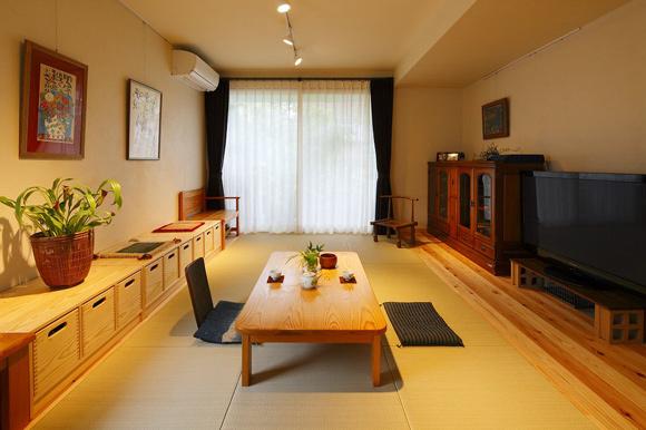 温馨小户型日式风格装修高清图片