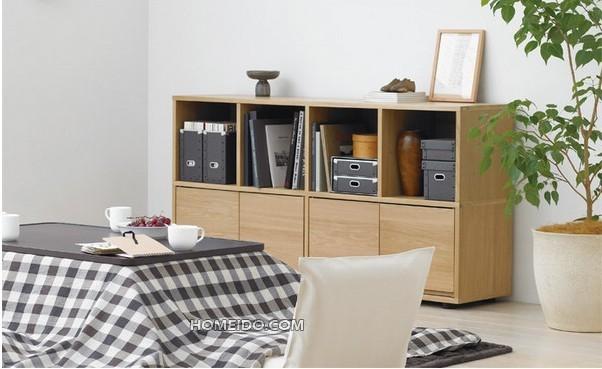 muji书柜-无印良品之家具收纳篇